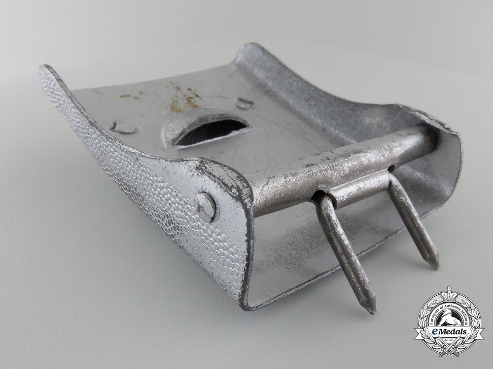 A Luftwaffe Enlisted Man's Belt Buckle; 1st Pattern