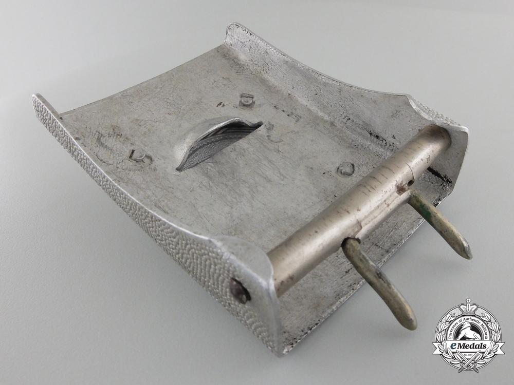 An RAD Belt Buckle