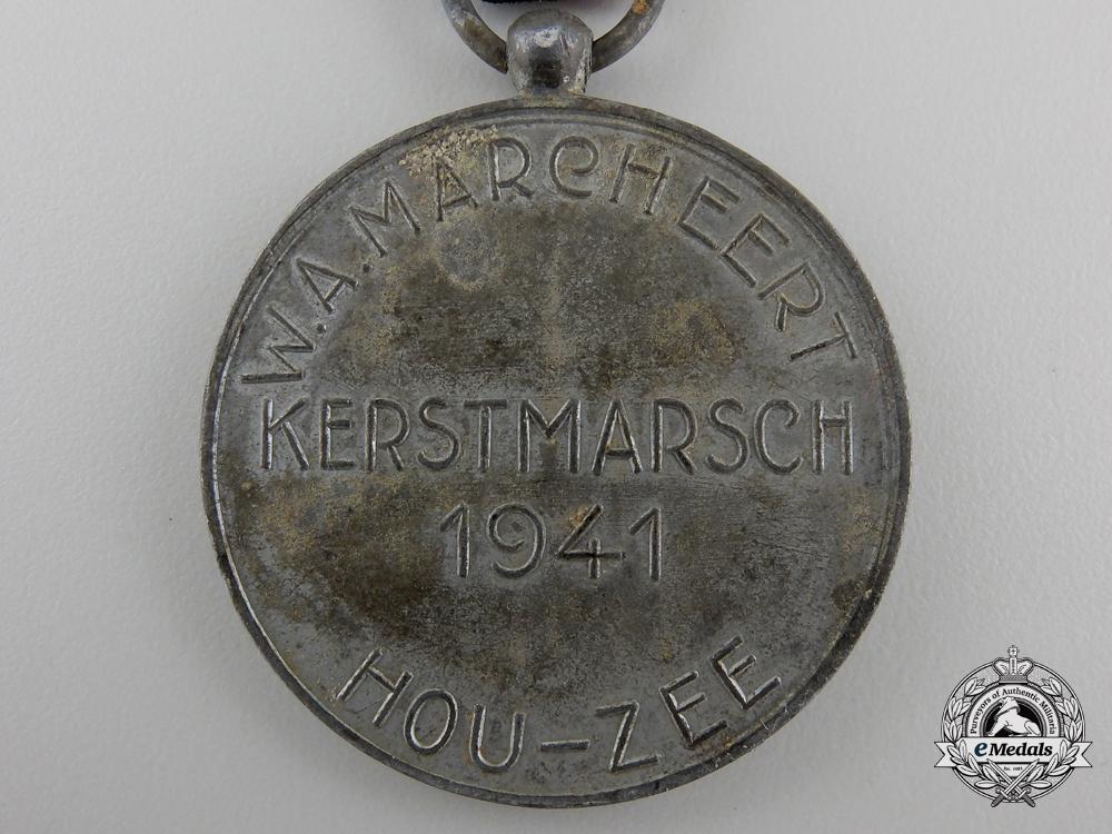 A Dutch 1941 NSB Kerstmarch Medal
