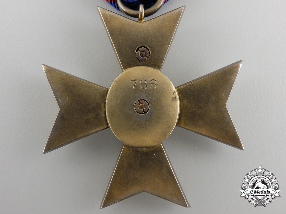A Royal Victorian Order; 4th Class (LVO)