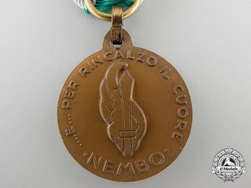A 184th Italian Airborne Division Nembo Commemorative Medal