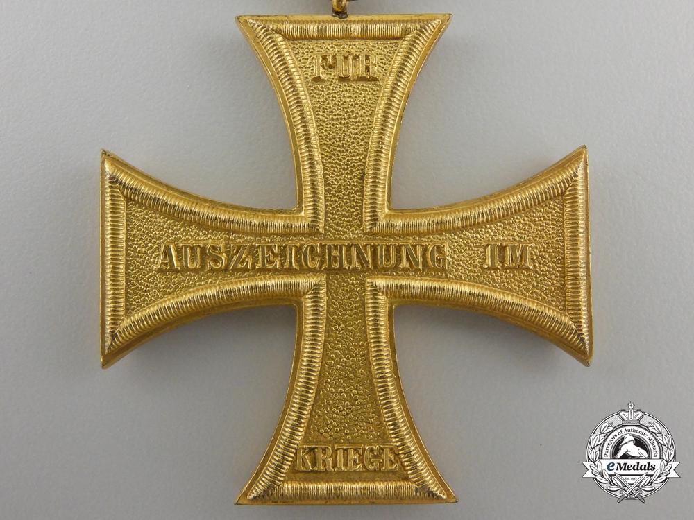 A First War Meckenburg-Schwerin Military Merit Cross 1914
