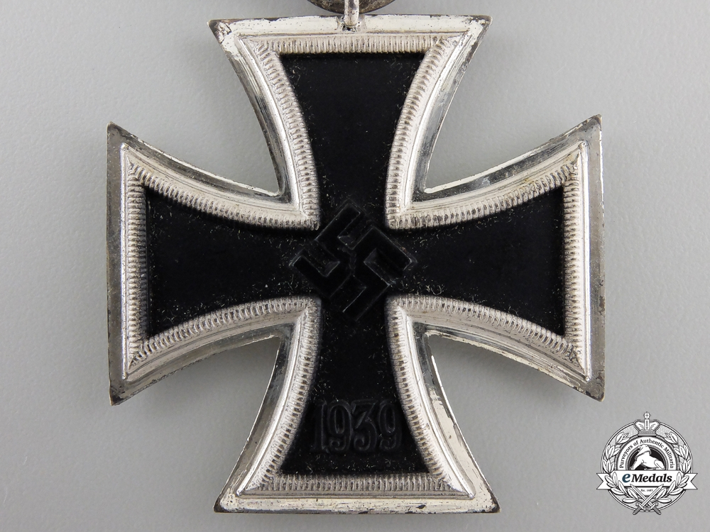 A Mint Iron Cross Second Class 1939 with Packet of Issue