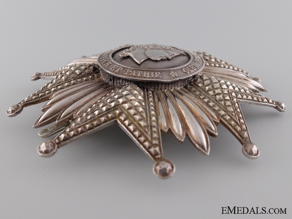 1870-90 French Legion D'Honneur; Grand Cross Star