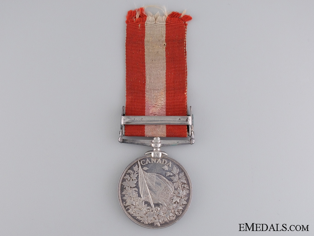 A Canada General Service Medal for Service at Fort Erie