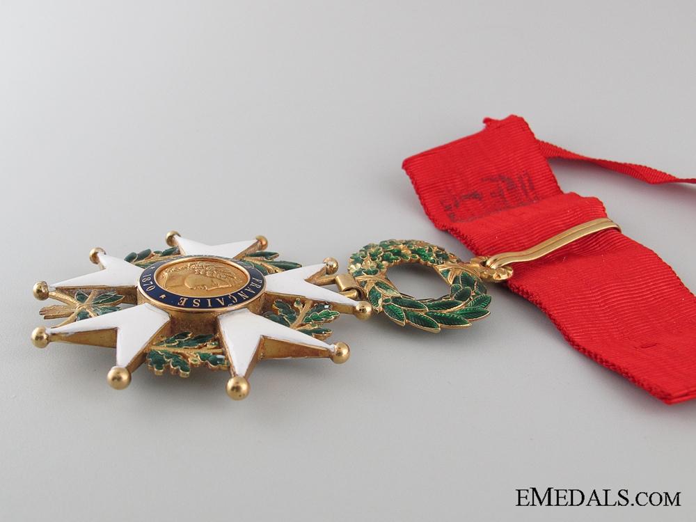 Legion of Honour - Commander's Neck Badge