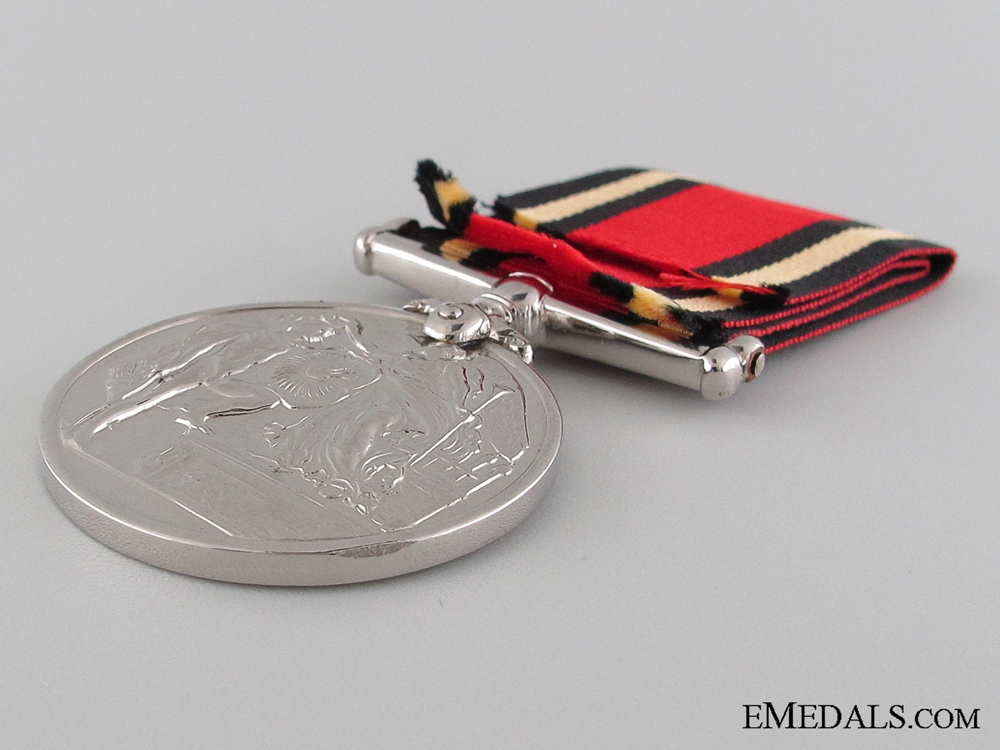 Queen's Medal for Champion Shot in Canada