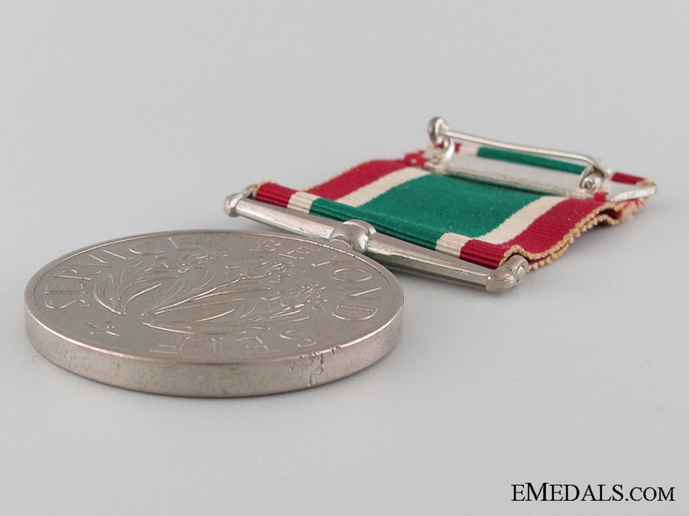 Women's Royal Voluntary Service Long Service Medal