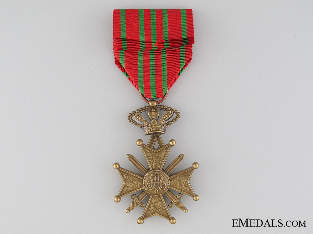 Belgian War Cross 1914-1918