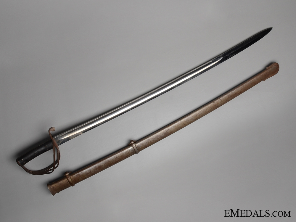 1853 Pattern Cavalry Sabre