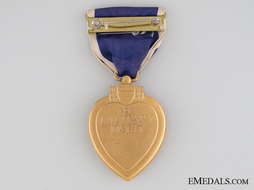 A Vietnam War Period Purple Heart
