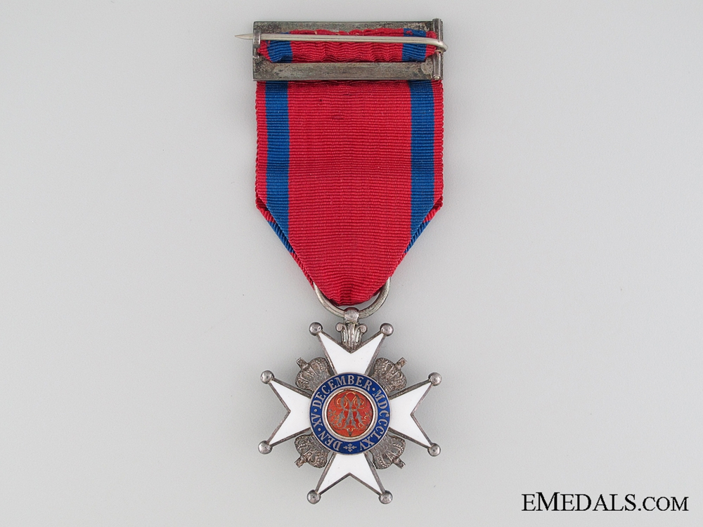 An 1860's Hanovarian Order of Ernst-August