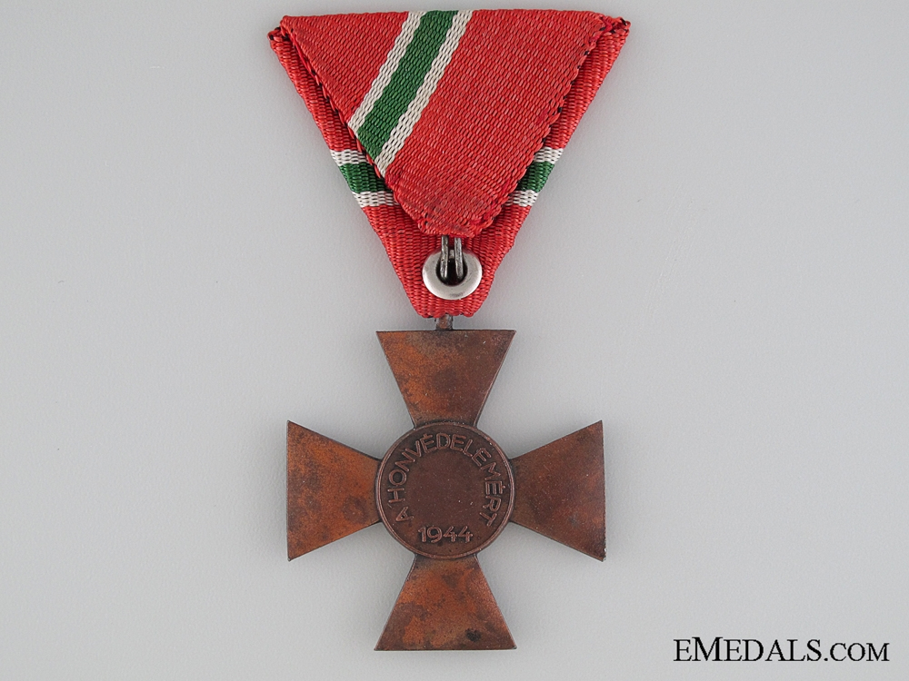 1944 Hungarian Civil Defense Merit Cross