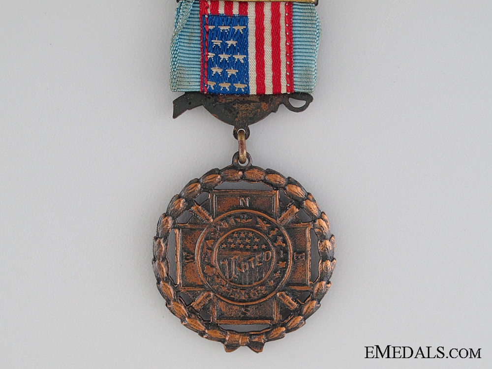 United Spanish War Veterans Commander Medal