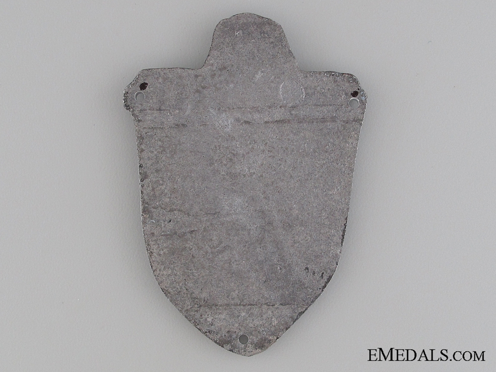 Lappland Shield with Document