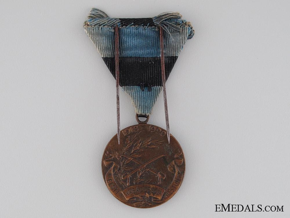 1918-20 Estonian Independence Medal