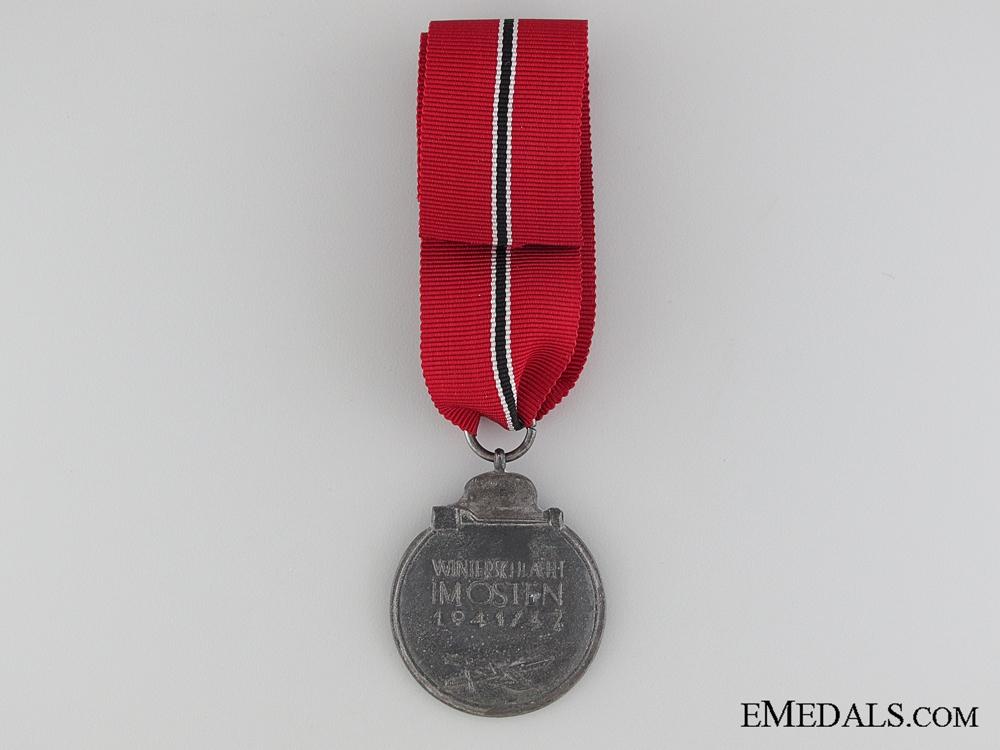 WWII German East Medal 1941/42