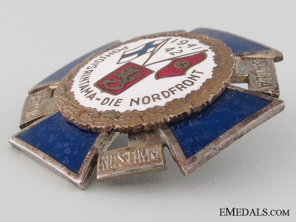 A 1941-42 Northern Front Cross