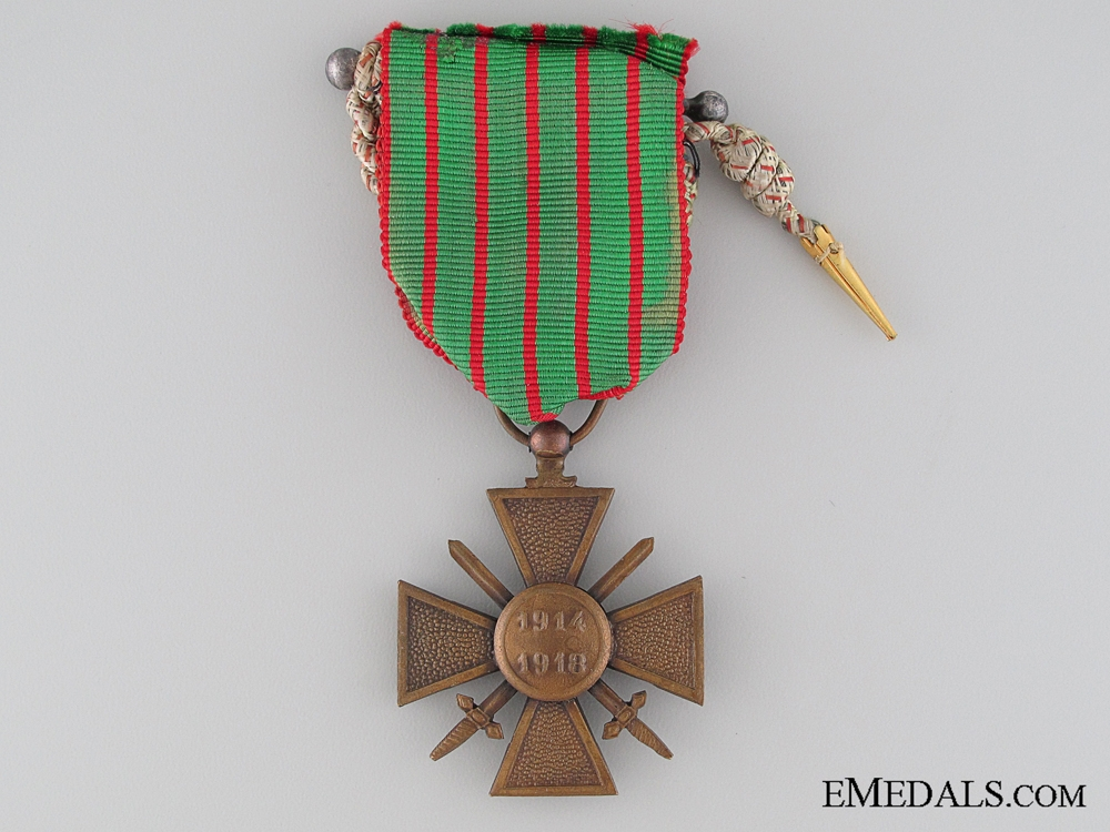 French War Cross 1914-1918