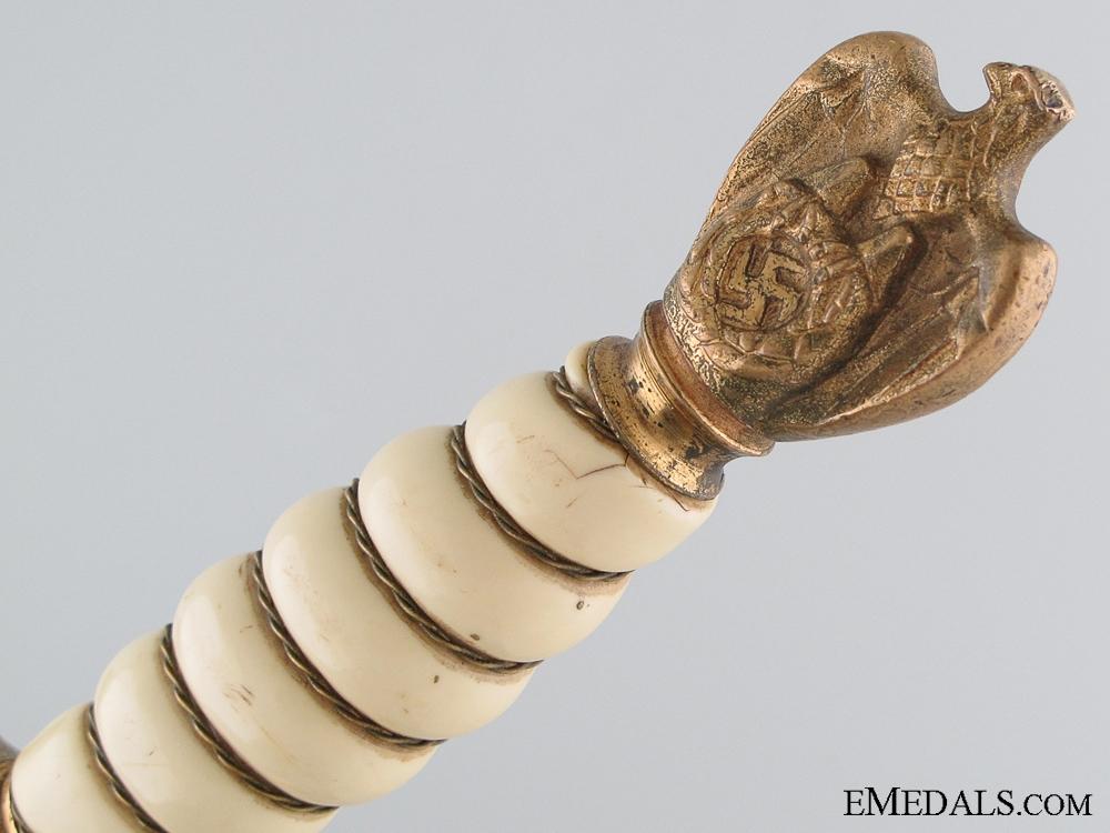 A German Naval Officer's Dagger by Carl Eickhorn Solingen