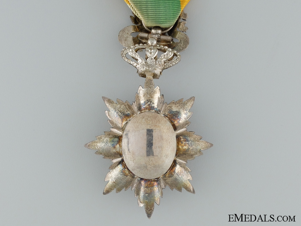 The Order of the Dragoon of Annam
