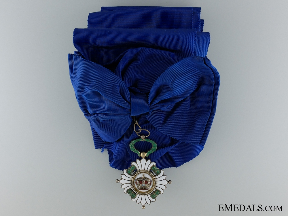The Order of the Yugoslavian Crown; Grand Cross