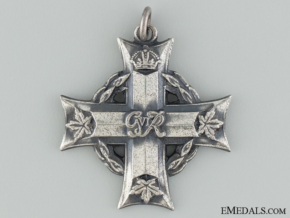 A Second War Canaidan Memorial Cross to a WWI Austrian Veteran