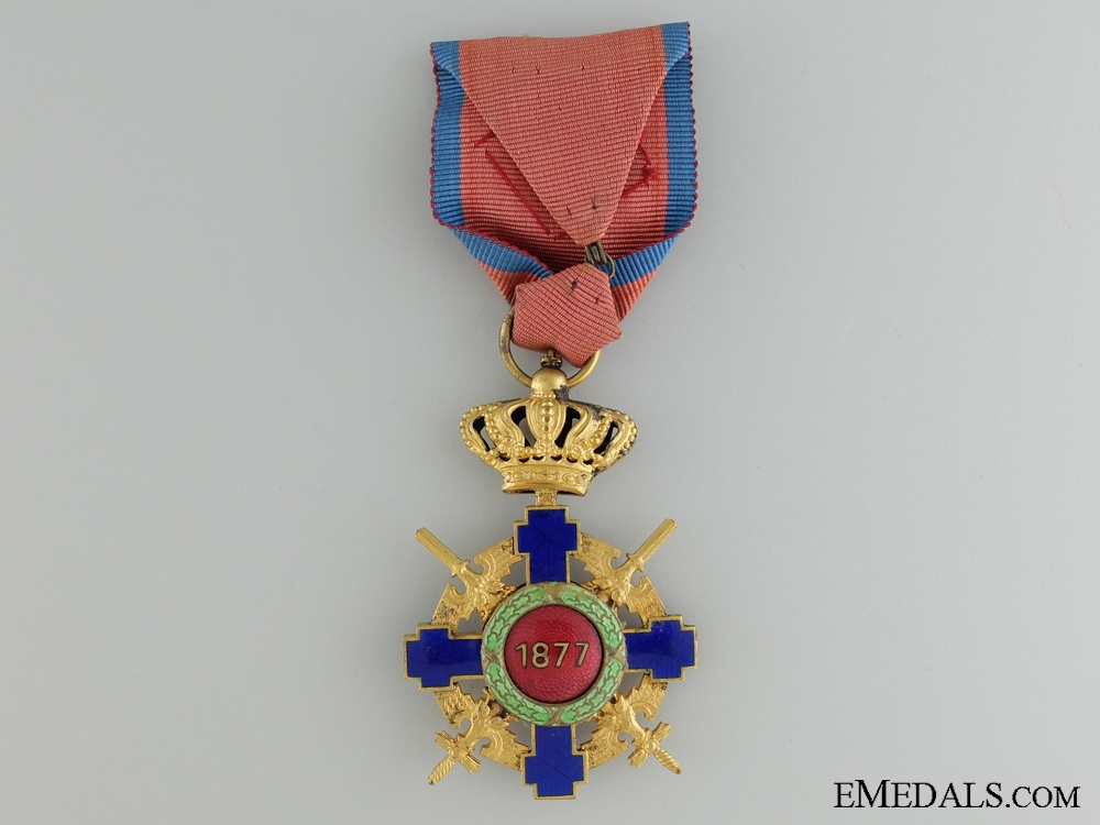 The Order of the Star of Romania; Second War Period Issue