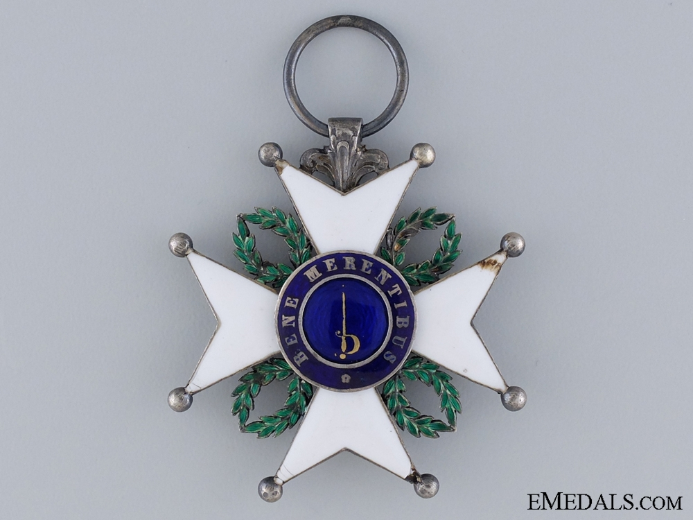 The Order of St. Phillip of the Lion of Limburg; Knights Cross