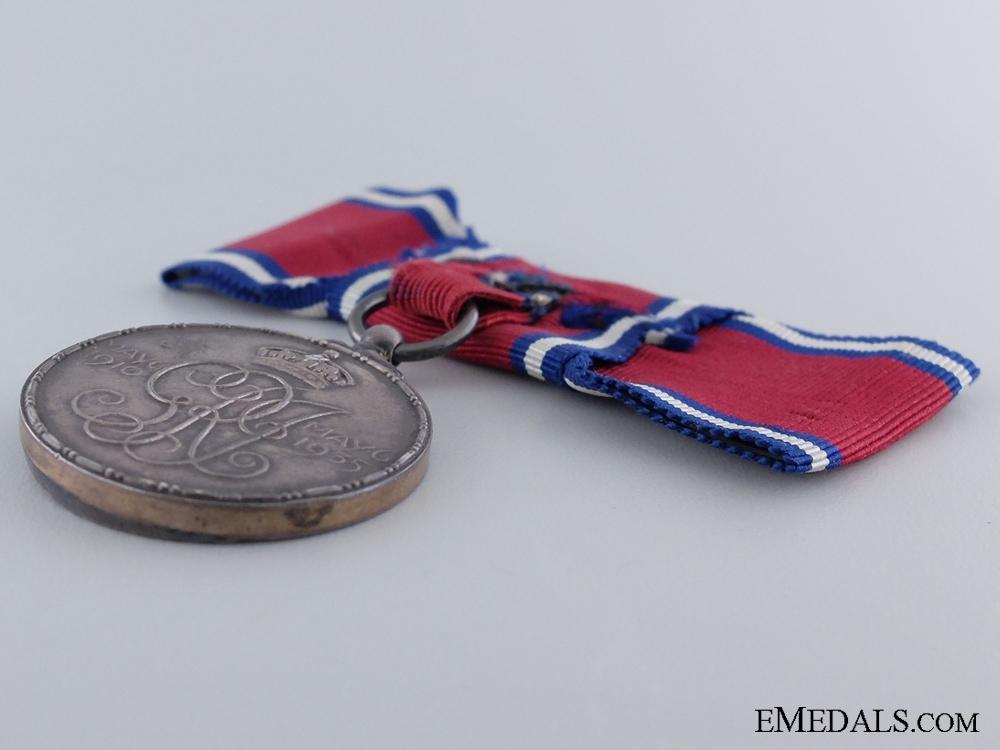 1935 Jubilee Medal