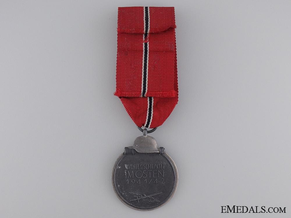 A Second War East Medal 1941/42