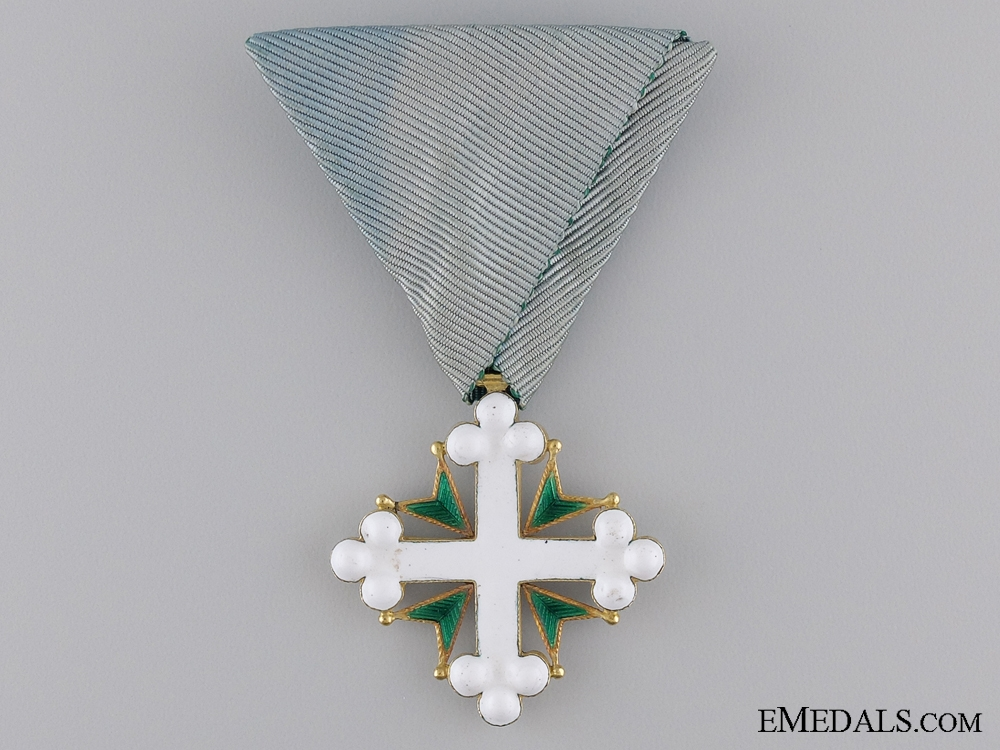 An Austrian Order of St.Maurice and St.Lazarus by V. Mayer