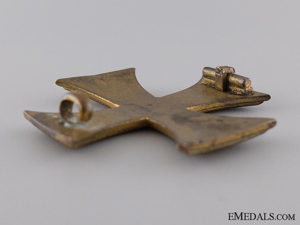 1914 First Class War Merit Cross