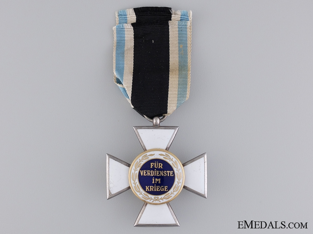 A Bavarian Military Sanitation Order; Second Class