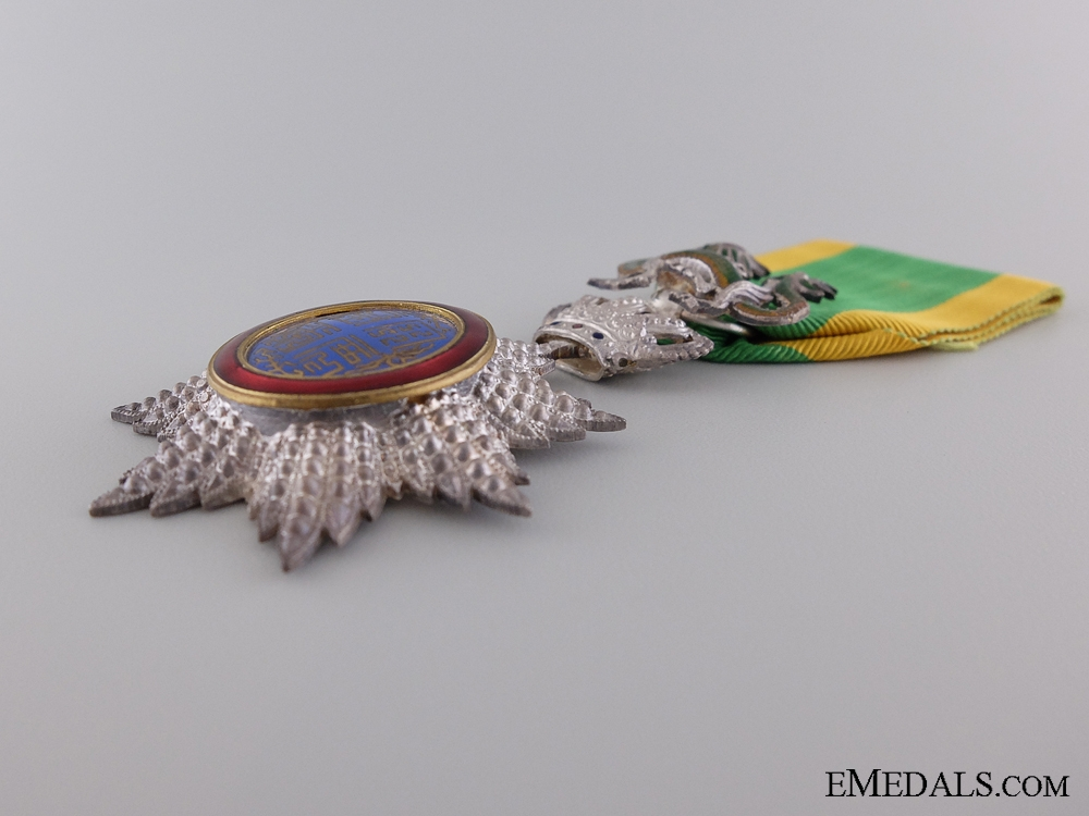 The Order of the Dragoon of Annam; Breast Badge