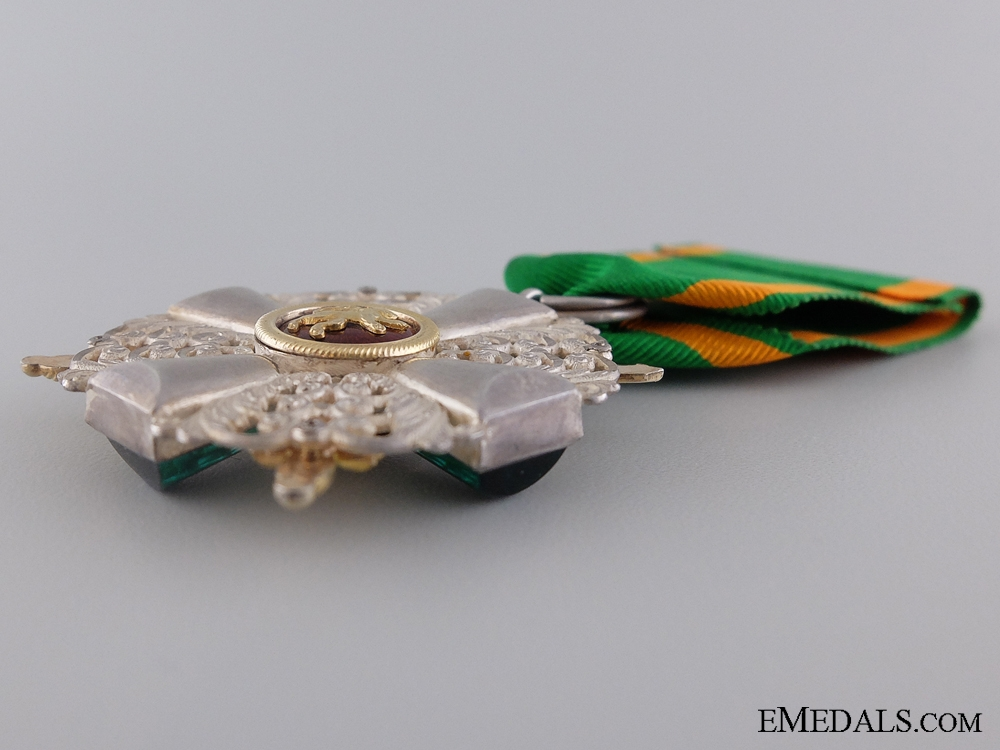 A 1866-1918 Order of the Zahringer Lion; 2nd Class with Swords