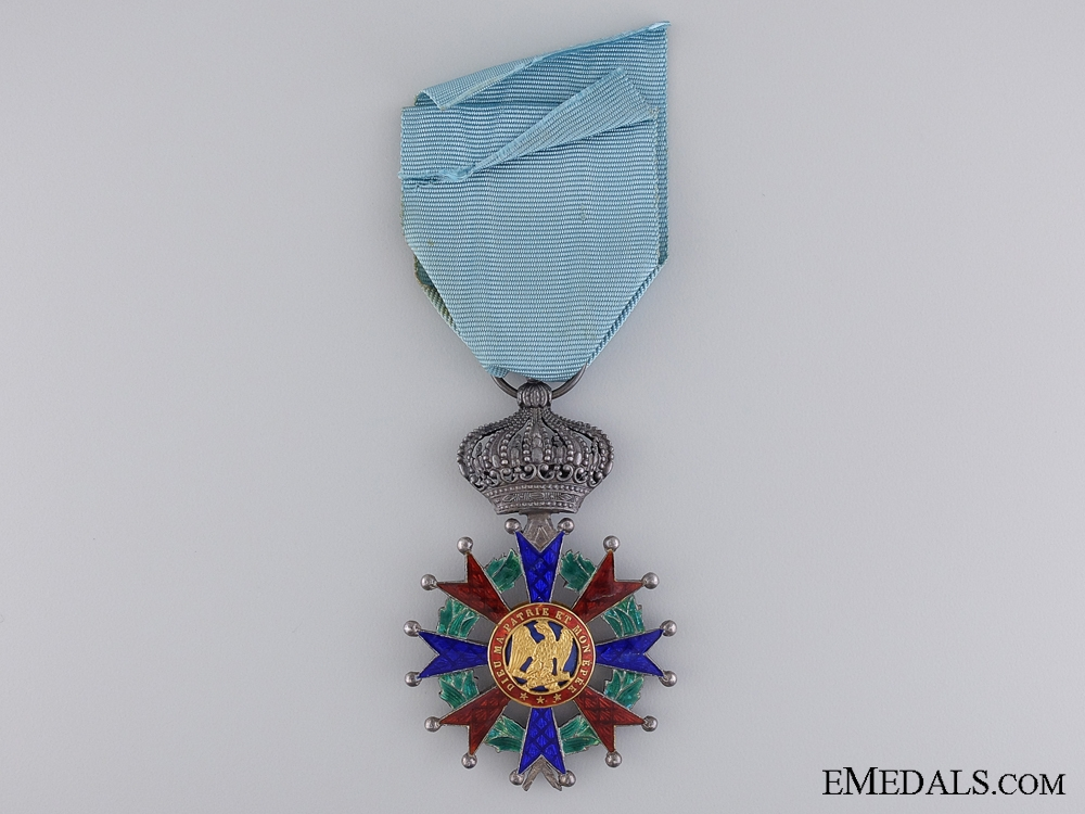 A Royal Haitian Order of St. Faustin; Knight's Cross