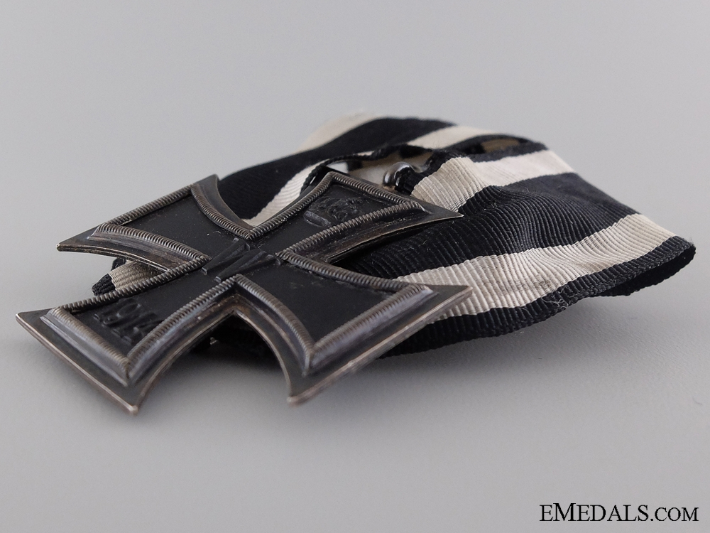 A 1914 Second Class Iron Cross