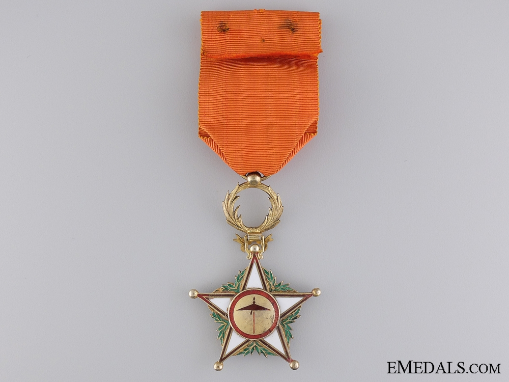 Order of Ouissam Alaouite; Officer