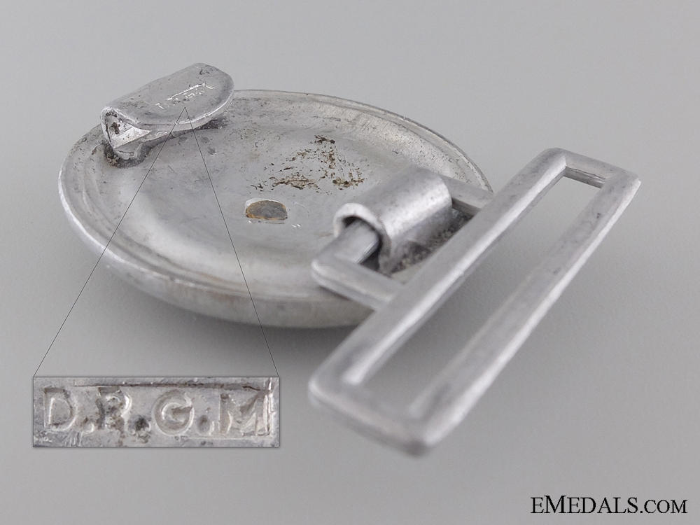 A Luftwaffe Officer's Belt Buckle
