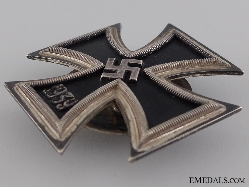 Iron Cross 1st. Class 1939; Marked L/54