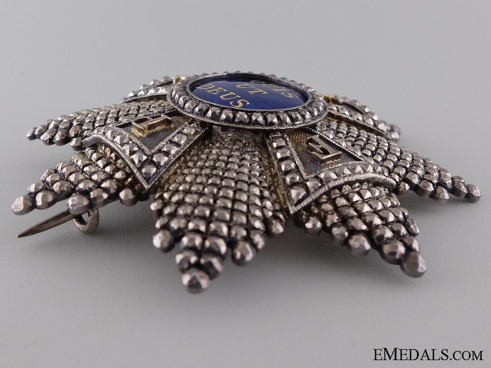 A Bavarian Royal Merit Order of St. Michael; First Class
