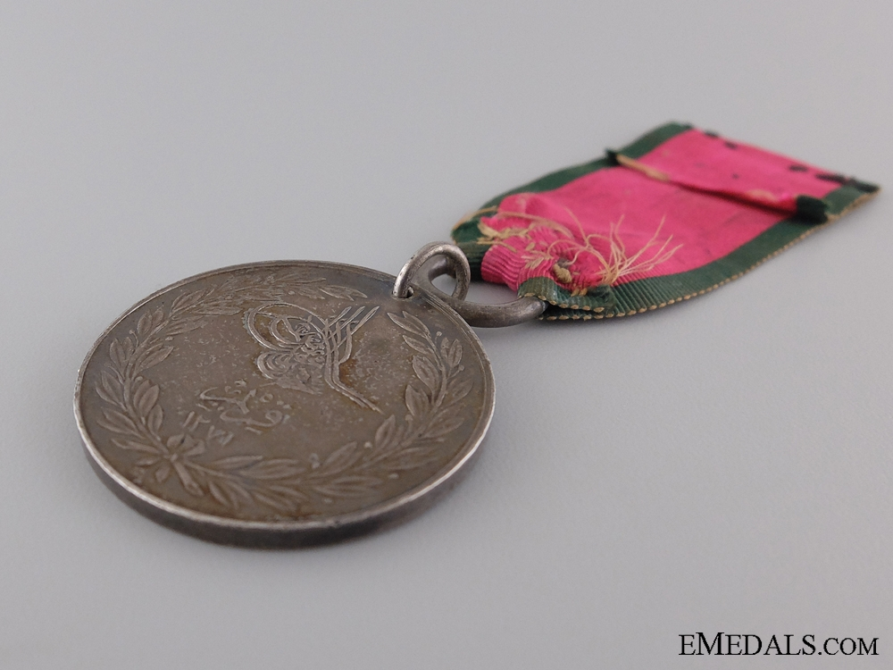 Turkish Crimea Medal; Sardinian Issue