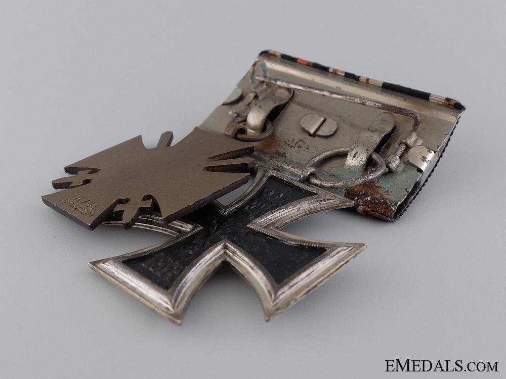 A First War Prussian Medal Pair