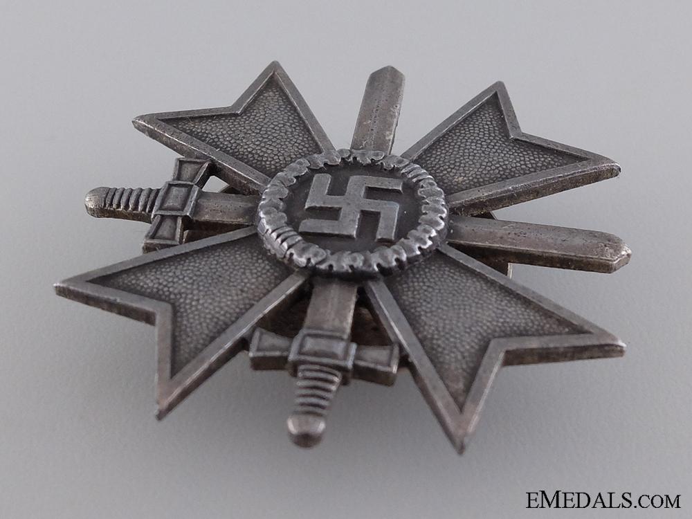 A War Merit Cross First Class by Paul Meybauer