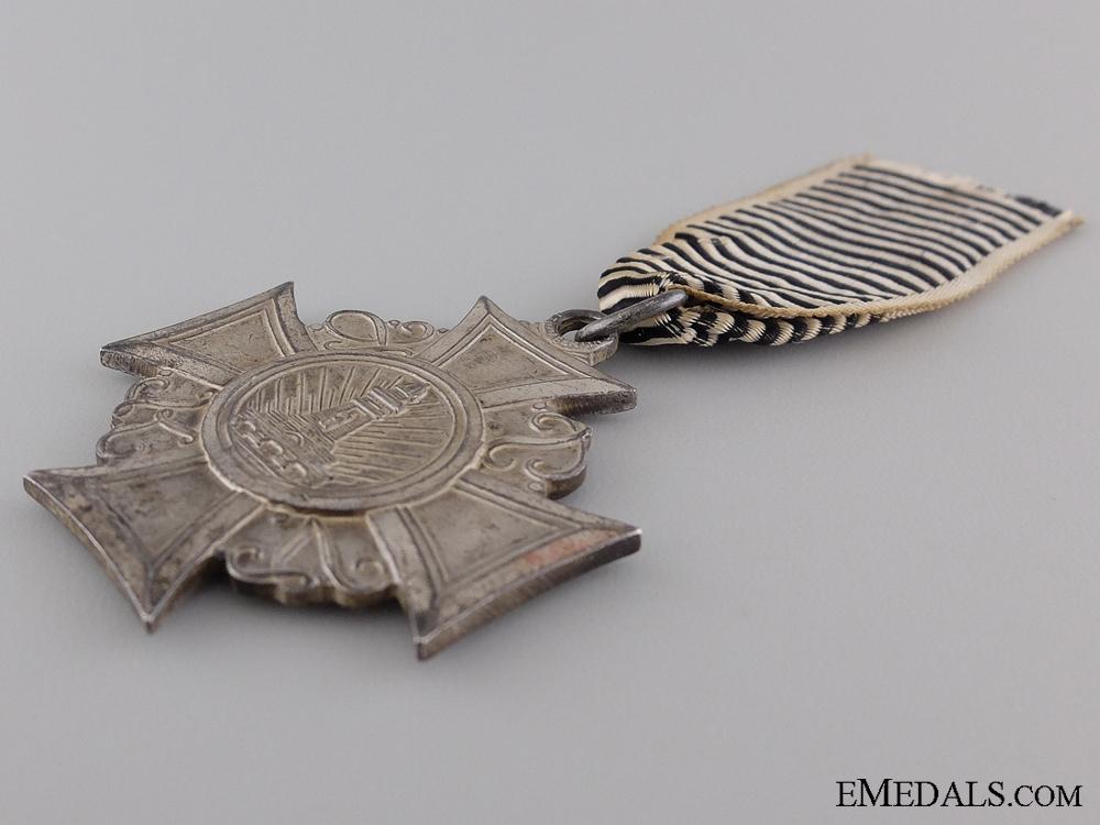 A War Veteran Organization Honour Cross; 2nd Class
