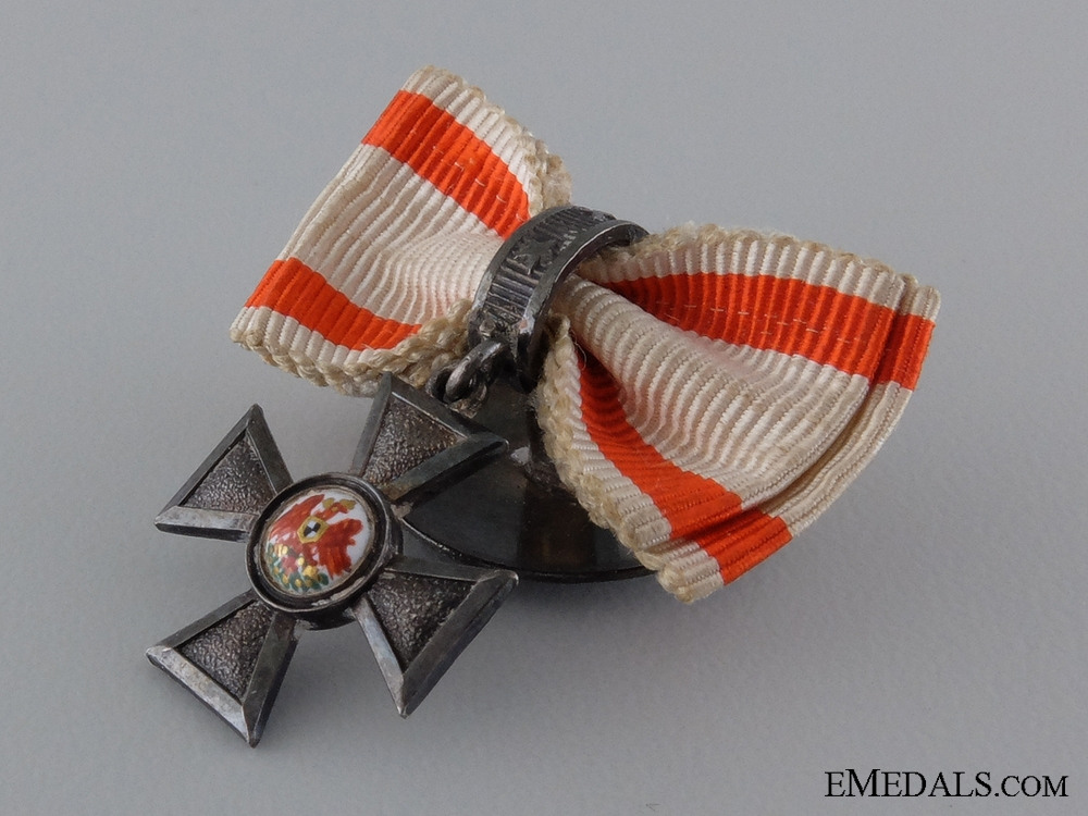 Six German Ribbon Bars