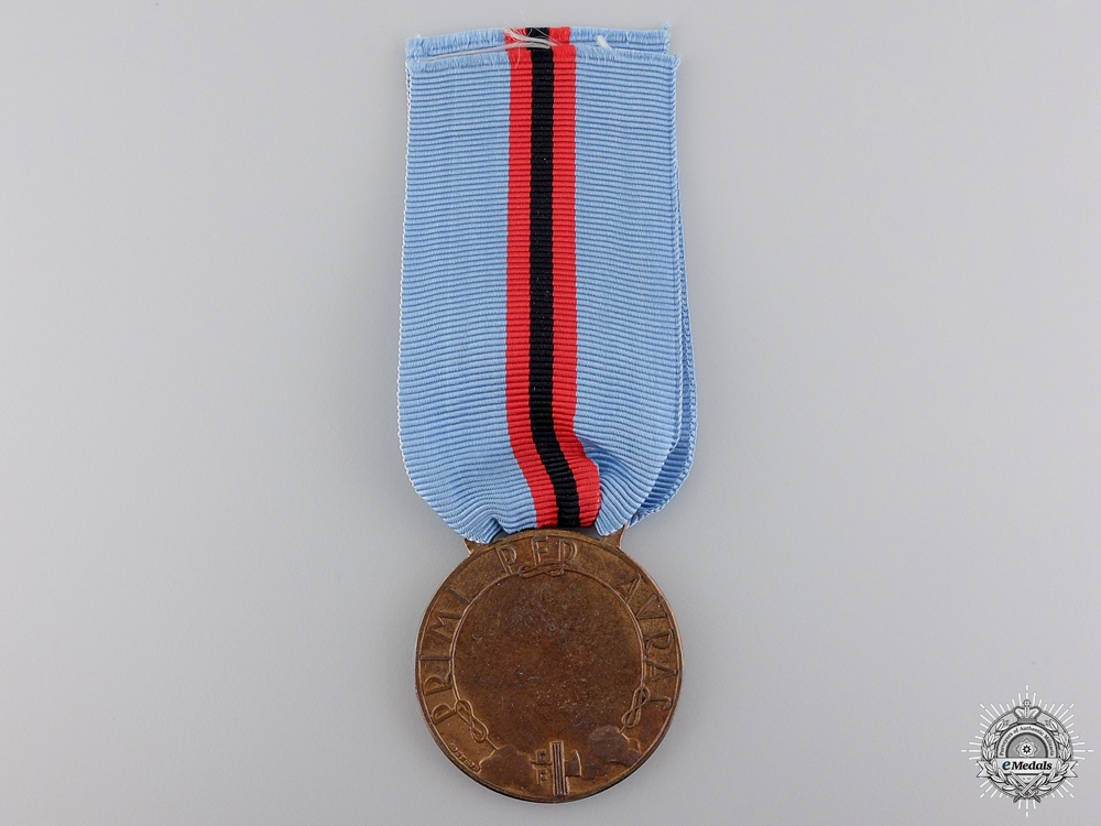 A Pre Second War Italian Aeronautical Merit Award