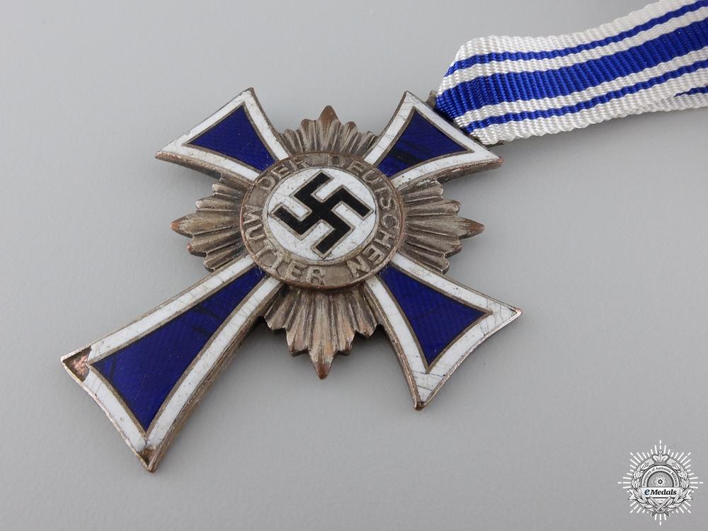 A Silver Grade German Mother's Cross