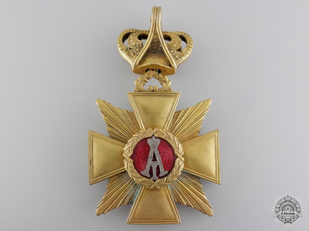 Russia, Empire. An Ecclesiastical Order of Alexander I c.1880